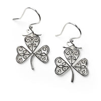 Southern Gates Clover Earrings