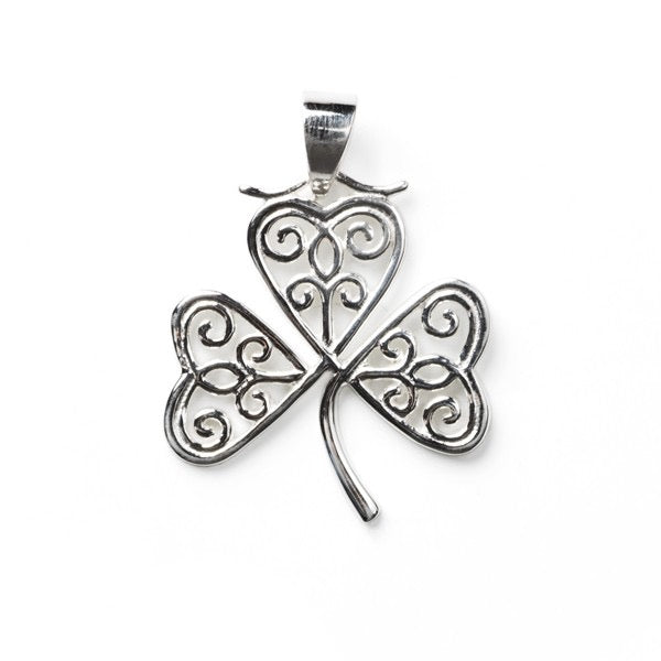 Southern Gates Clover Necklace