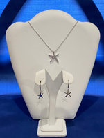 Starfish Leverback Earrings