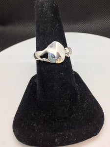Block Island Side View Ring