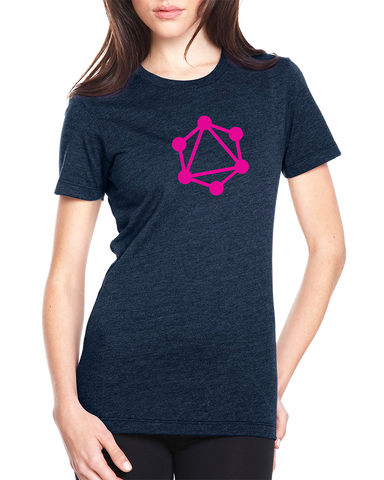 GraphQL Fitted Logo Tee