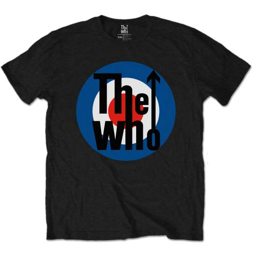The Who T-Shirt Black
