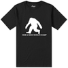 Big Foot Hide & Seek World Champ T-Shirt Black - Amhero
