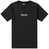 Bored T-Shirt Black - Amhero