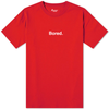 Bored T-Shirt Red - Amhero