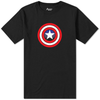 Captain America Shield T-Shirt - Amhero