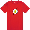 The Flash Logo T-Shirt Red - Amhero