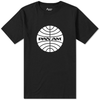 Pan Am T-Shirt Black/White - Amhero