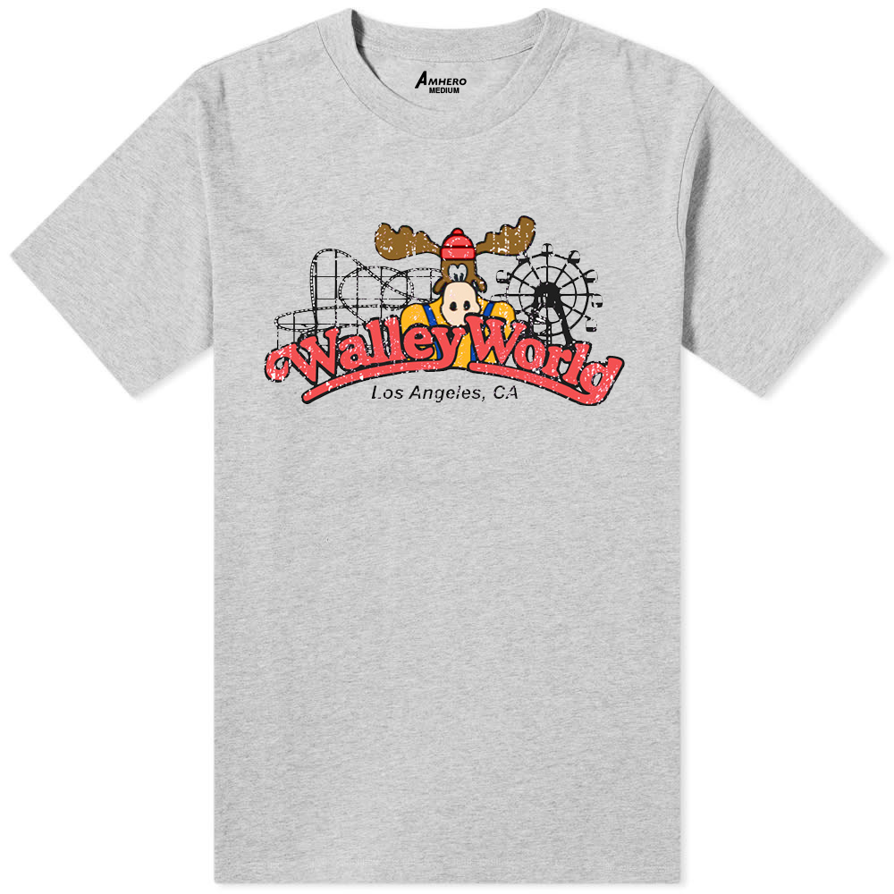 Walley World T-Shirt Heather Grey