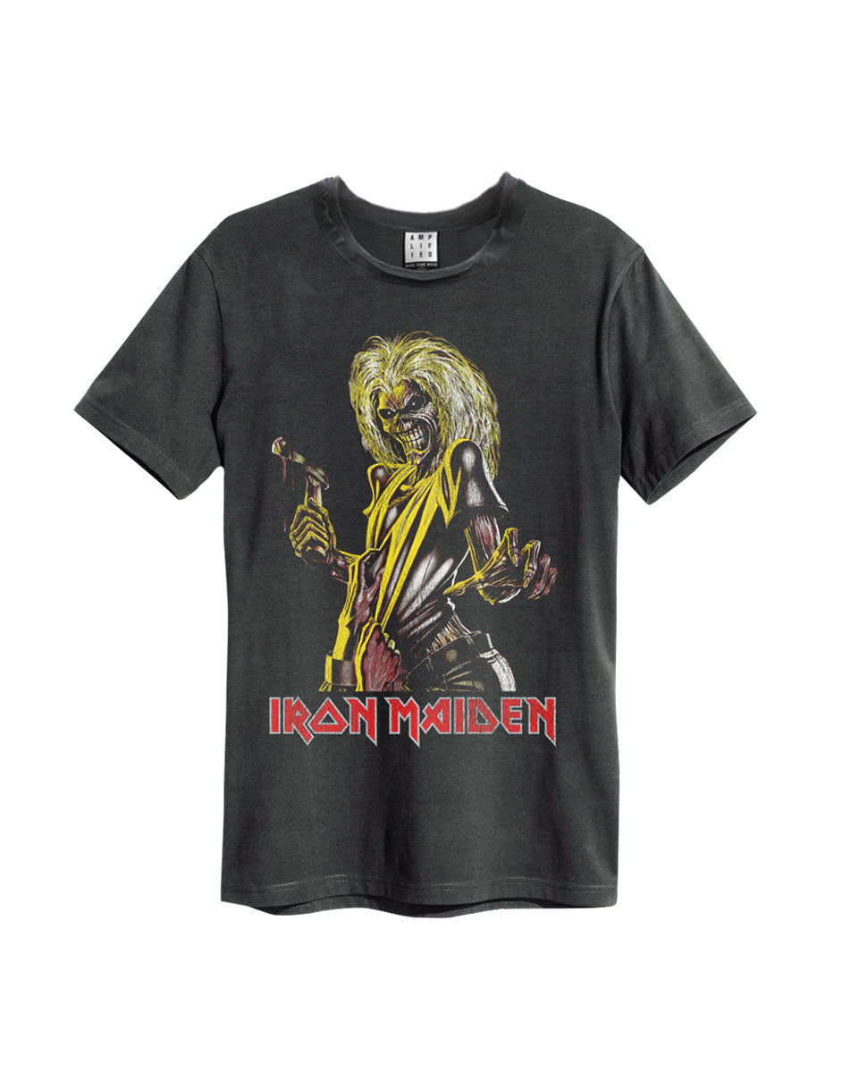 Iron Maiden Killer T-Shirt - Amhero