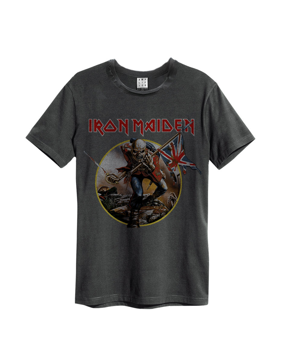 Iron Maiden Trooper T-Shirt - Amhero