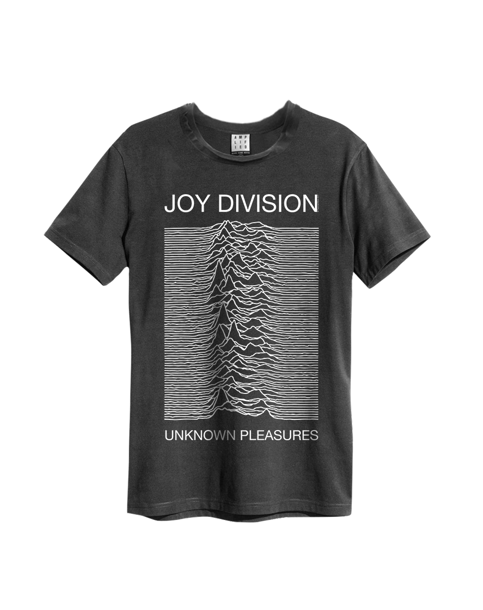 Joy Division Unknown Pleasure T-Shirt