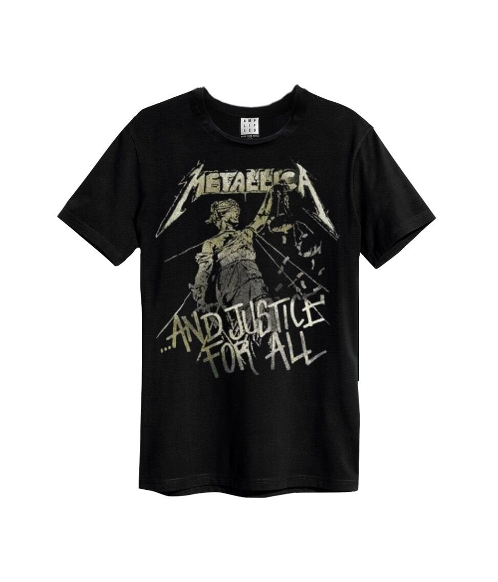 Metallica And Justice For All T-Shirt - Amhero