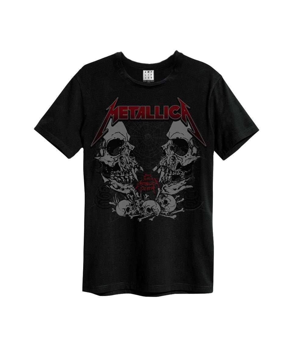 Metallica Birth School T-Shirt - Amhero