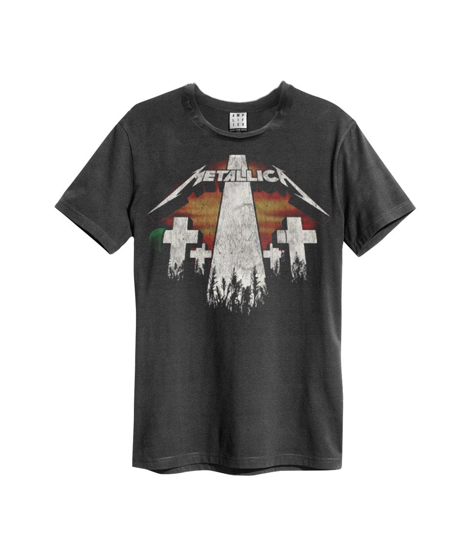 Metallica Master Of Puppets T-Shirt - Amhero