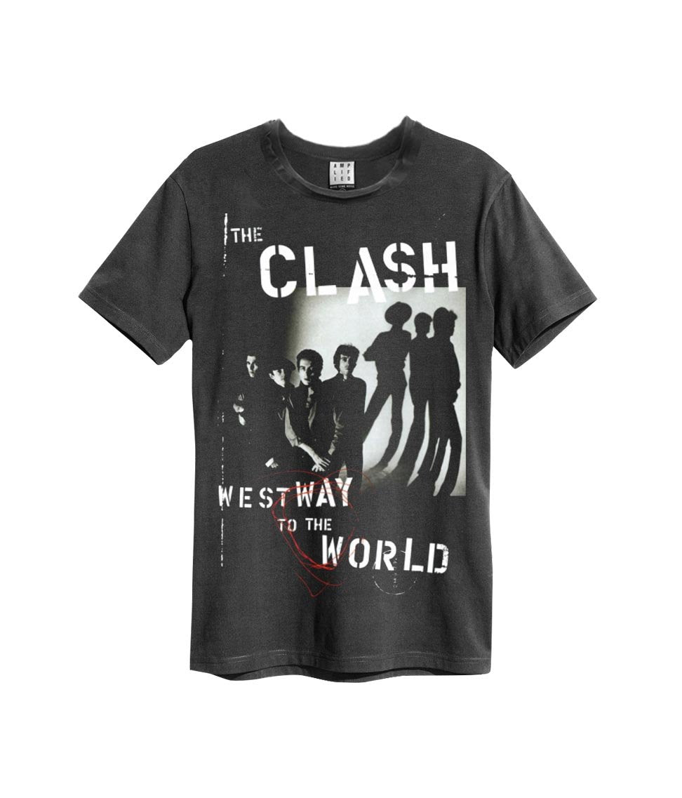 The Clash Westway To The World T-Shirt - Amhero