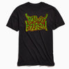 Billie Eilish Graffiti T-Shirt Black - Amhero