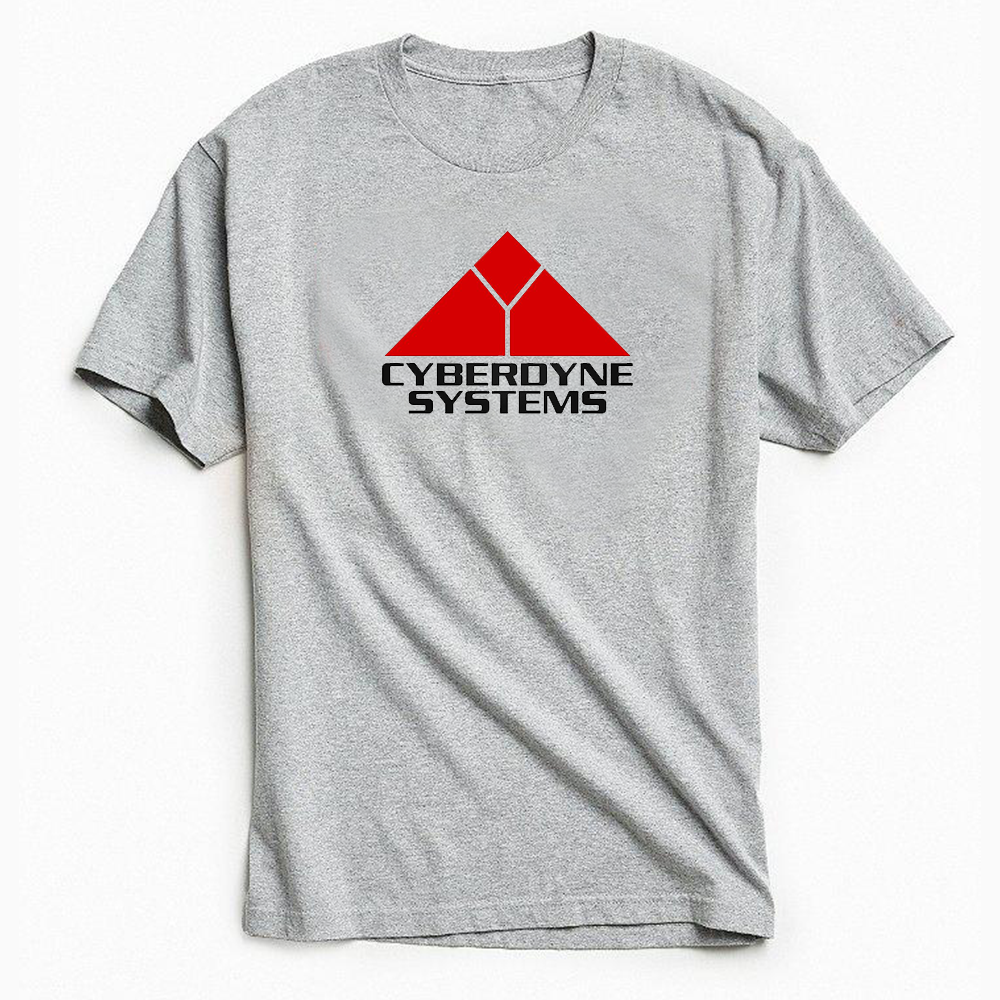 Cyberdyne Systems T-Shirt Grey