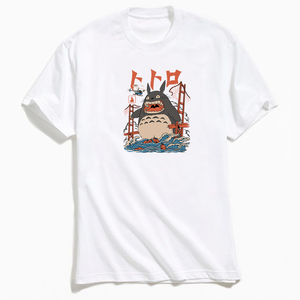 Vincent Trinidad The Neighbor's Attack T-Shirt White