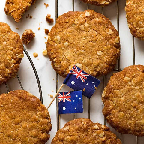 ANZAC Biscuits (6)