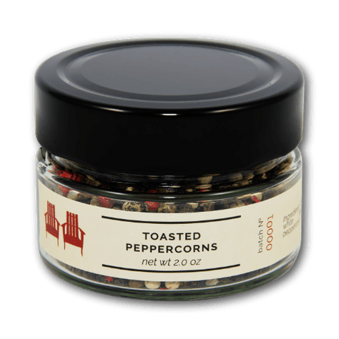 Toasted Peppercorns