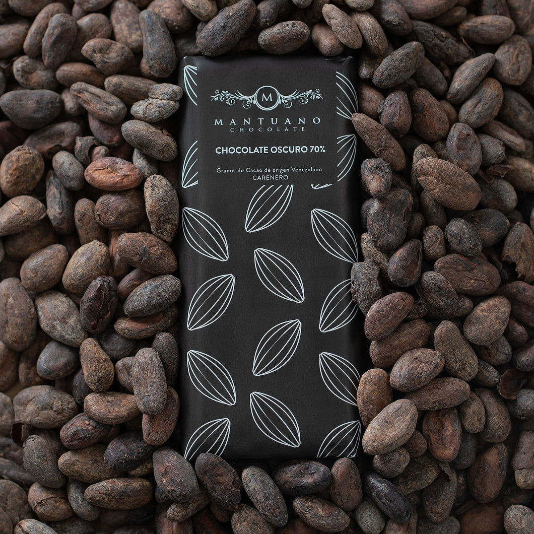 Mantuano Chocolate Oscuro 70%