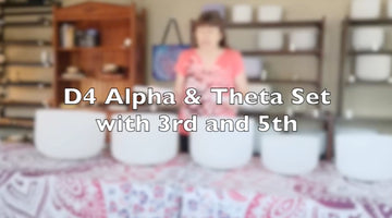 Alpha and Theta Waves with a 3rd and 5th on D4