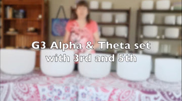 Alpha & Theta with a 3rd and 5th on G3