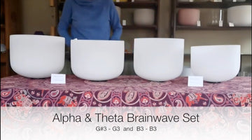 Alpha & Theta waves with G3 and B3