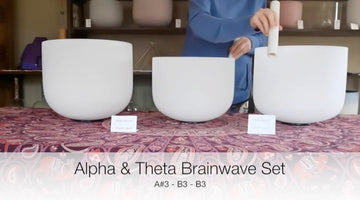 Alpha & Theta waves with A#3
