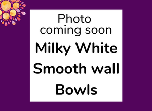 Middle D4 : Smooth White Perfect Pitch Singing Bowl
