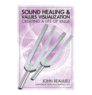 "Biosonics Book: ""Sound Healing and Values Visualization"