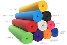 Load image into Gallery viewer, Pet Yoga Mat Rolls - Colors
