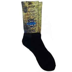 WOO! Tungsten SM Pro Staff Team Socks