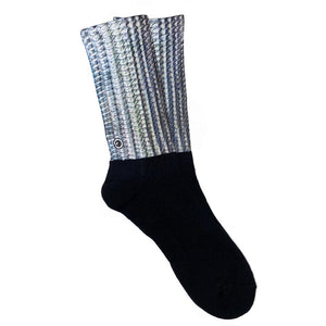 Bonefish Fish Socks