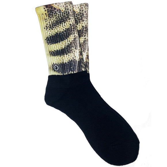 Spotted Bay Bass Socks