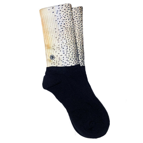 Westslope Cutthroat Trout Fish Socks