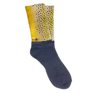 Fly Fishing Fish Socks