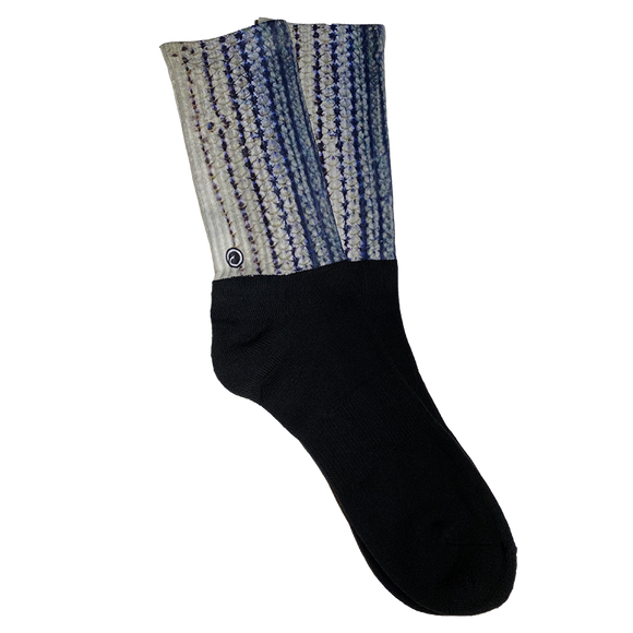 Striper Fish Socks