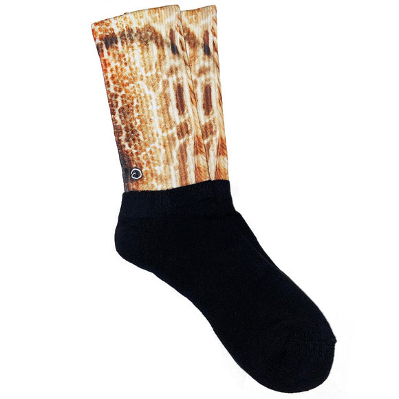 Black Grouper Fish Socks