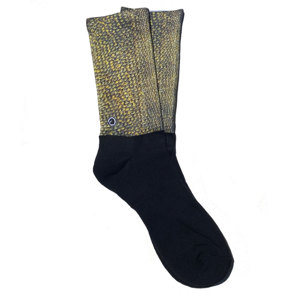 Walleye Fish Socks