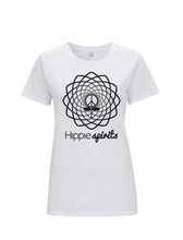 Load image into Gallery viewer, WOMENS TEE WHITE