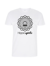 Load image into Gallery viewer, Hippie Spirits Tee White