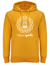 Load image into Gallery viewer, HIPPIE SPIRITS HOODED SWEAT GOLD