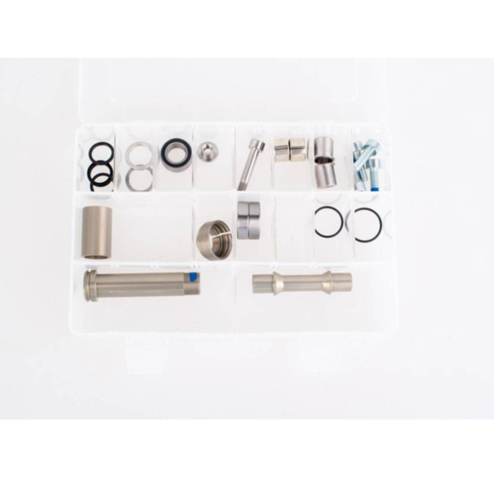 BEARING HARDWARE KIT EDICT 14-17 CARBON