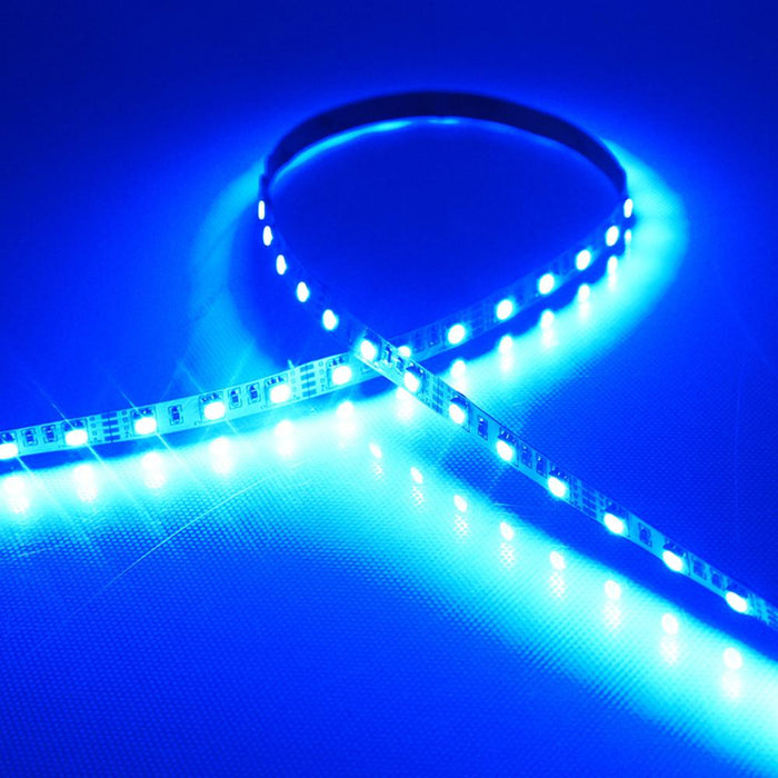 Red/Blue/Yellow/Green DC 12V Dimmable SMD2835-300 Flexible LED Strips 60 LEDs Per Meter 8mm Width LED Tape Light - LEDStrips8