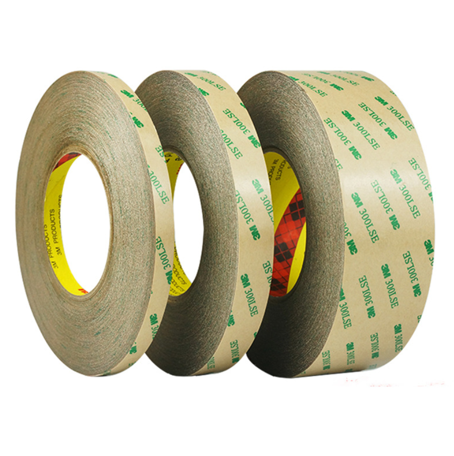 55M£¨180 Feet) Roll 0.14mm Thick 300LSE Heat Resisiting Double Sided Tape Adhesive Stronger Stick for LED Strip Lights - LEDStrips8