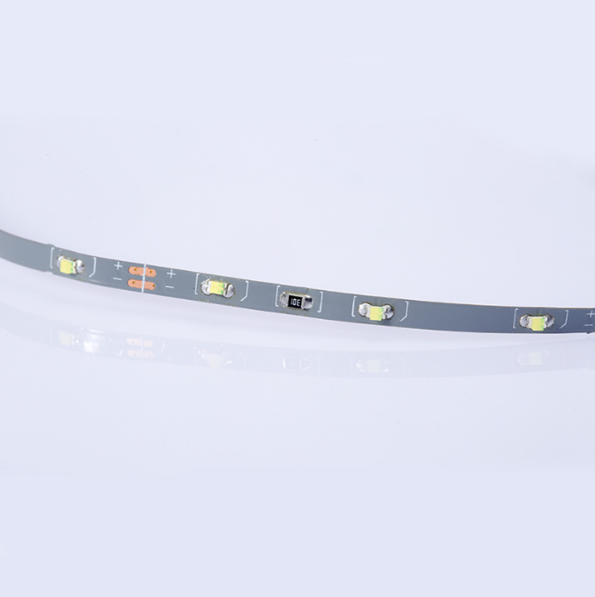 3MM Wide Super Narrow 5Meter Roll 12V DC SMD0805 3.5Watt/M 60LED per Meter LED Flexible Strip for Sand Table, Scale Model lighting - LEDStrips8