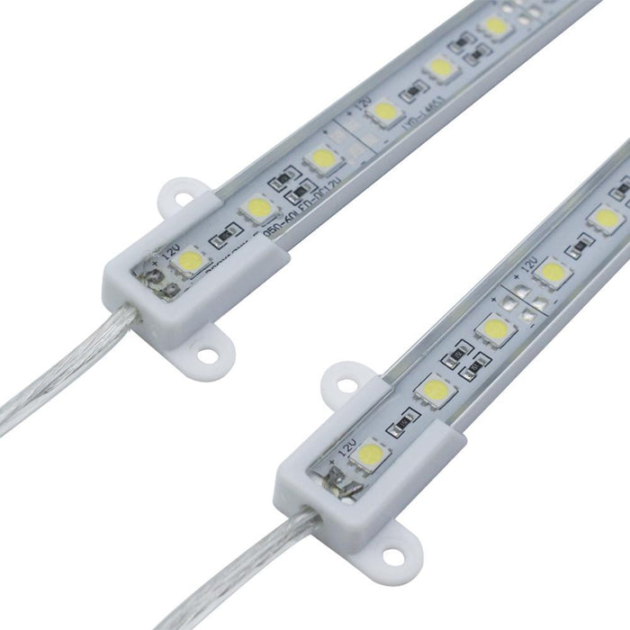 5 Pack 20 Inch Waterproof SMD3528 Rigid LED Lightbar with 36LEDs - LEDStrips8