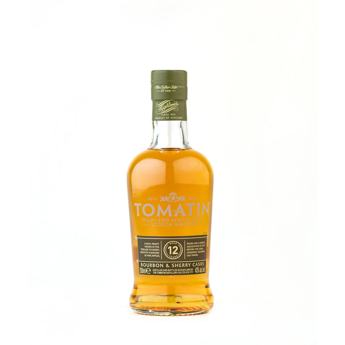 Tomatin 12 Year Old Whisky